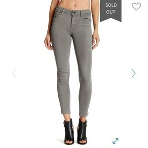 Joe's Jeans Ankle Skinny In Gray.